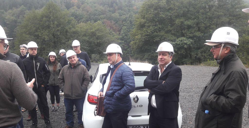 Le séminaire AMBER s'est réuni au Puy pour échanger autour du Projet Nouveau Poutès