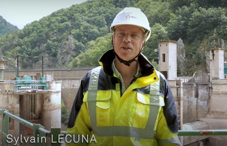 Le redémarrage du chantier expliqué par Sylvain et Jean-Philippe (EDF)